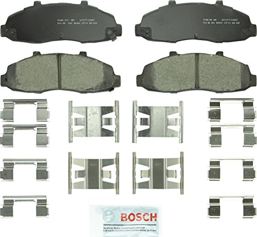 Bosch BC679 QuietCast Premium Ceramic Front Disc Brake Pad Set
