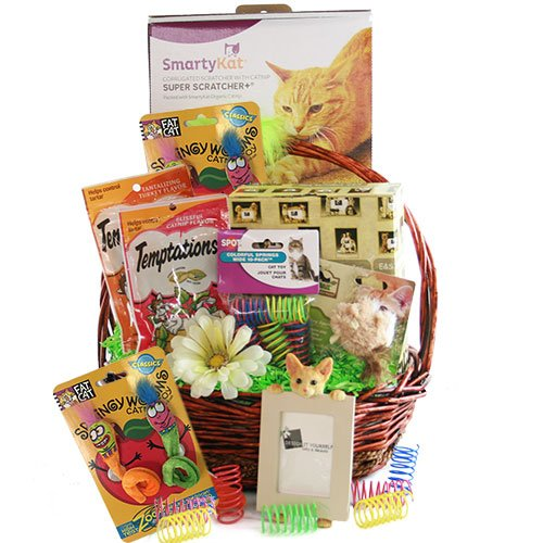Cat And Mouse Cat Gift Basket Buy Online In Uae Misc