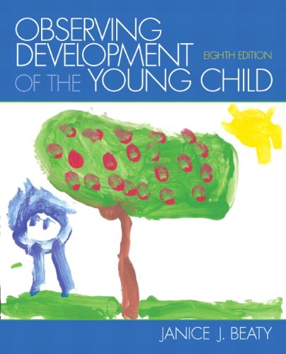 Observing Development Of Young Child (eBook)