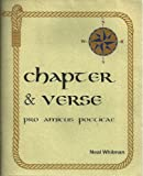 Chapter & Verse Pro Amicul Poeticae