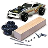 Pine Car Derby Car Kit-Basic