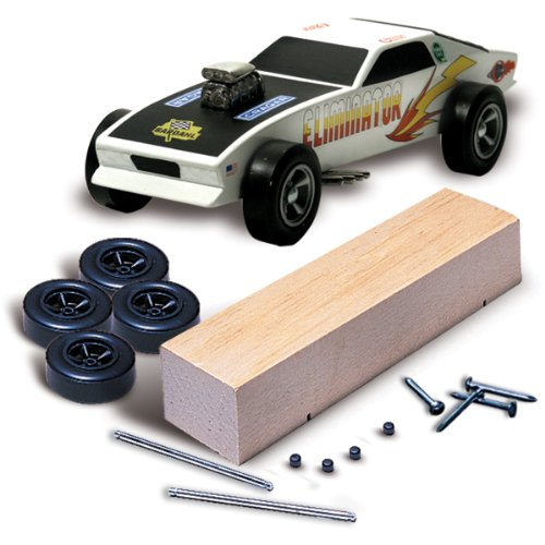 wood derby kit - 3