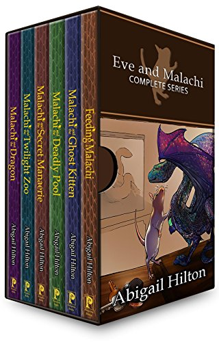 Eve and Malachi Complete Series Boxed Set (The Eve and Malachi Series) ()