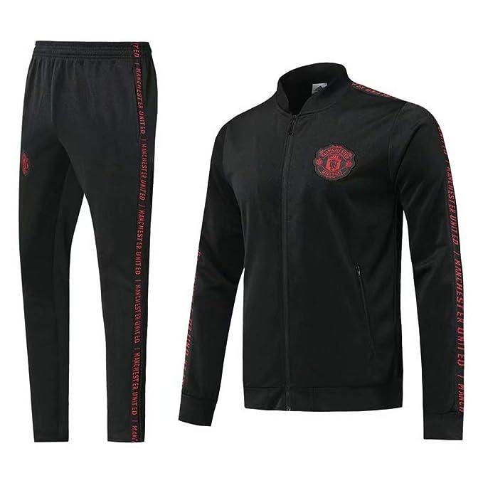Manchester United Sports L-4XL - Chándal para Hombre con Mangas ...