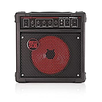RedSub BP20plus Amplificador de Bajo 20 W