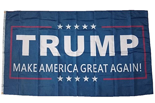 Donald Trump for President 2016 3x5 Flag USA American 3x5Flag Make Americe Great Again