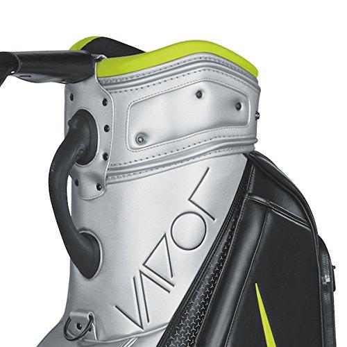 7239f04d80 Nike BG0363-001 Vapor Staff Golf Bag-Black With Volt   Silver  Amazon.ca   Sports   Outdoors