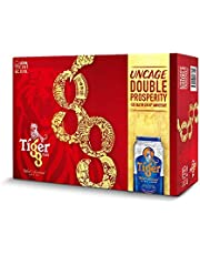Tiger Beer Limited Edition CNY Pack, 320ml, (Pack of 24)