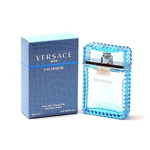 Versace Versace Man Eau Fraiche - Edt Spray 3.4 Oz 3.4 OZ - 3.4 OZ by Versace