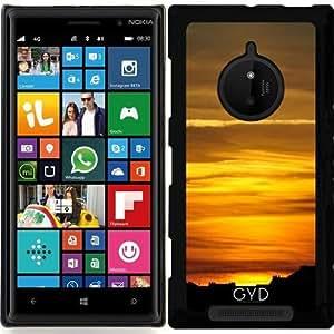 Funda para Nokia Lumia 830 - Puesta Del Sol by WonderfulDreamPicture