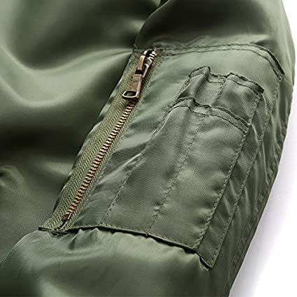 MA1 Bomber Jacket Men Mens Tactical Military Jacket Male Air Force One Flight Jacket Bombers Army Windbreaker militaire.BB46 at Amazon Mens Clothing store ...