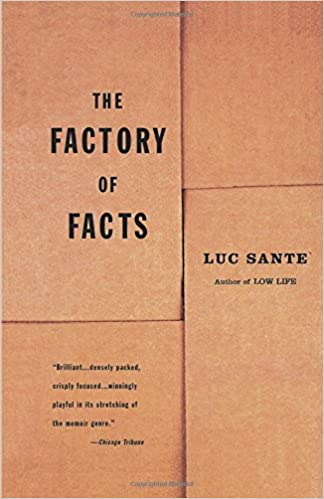 THE FACTORY OF FACTS (Vintage Departures)