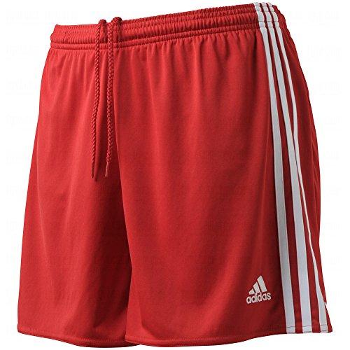 adidas Womens Climacool Regista 14 Short Red/White M