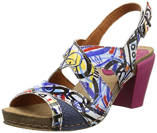 Art I Feel 235, Women's Sandals Multicolour (Box)