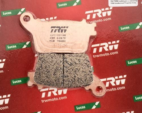 Bremsbel/äge hinten passend f/ür Honda CBR1000 RR SC59 2012-2013