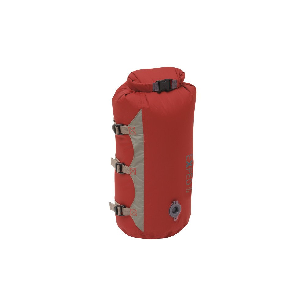 Exped Waterproof Telecompression Bag - Red Small by Exped