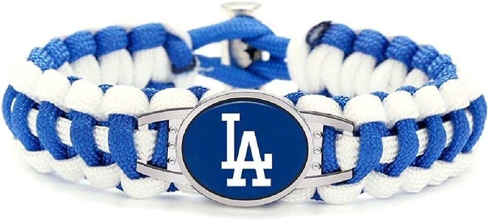aminco NFL Dual Color Braided Elastic Bracelet