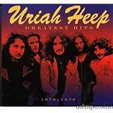 URIAH HEEP - GREATEST HITS 1970-1978 - 2CD DIGIPAK EDITION