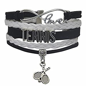 סט צמידי טניס קלאסיים לאוהבי הטניס רק באתר tennisnet !