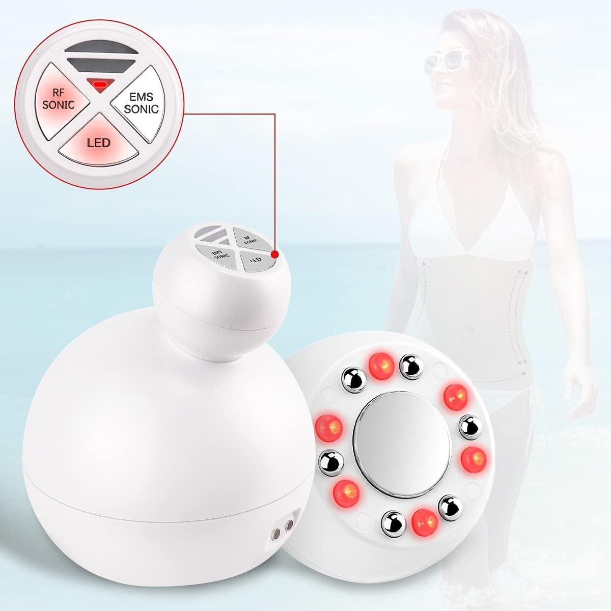 Dispositivo ultrasónico de la cavitación del RF de la máquina que adelgaza del cuerpo para la eliminación de grasa, apriete la piel