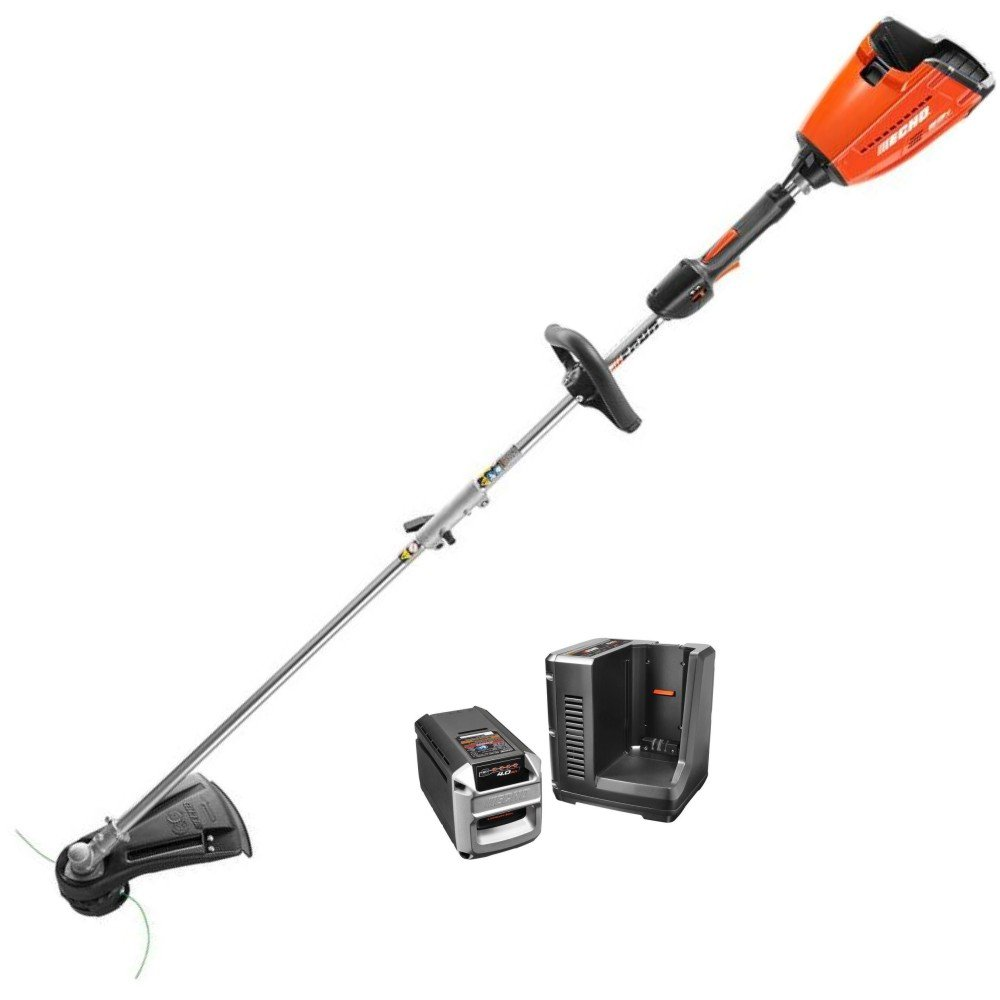 ECHO CST-58V4AH 58-Volt Lithium-Ion Brushless Cordless String Trimmer with 4 Ah Battery by Echo