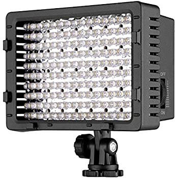 neewer cn 216 216pcs led dimmable ultra high power panel digital camera camcorder video light led light for canon nikon pentax panasonic sony