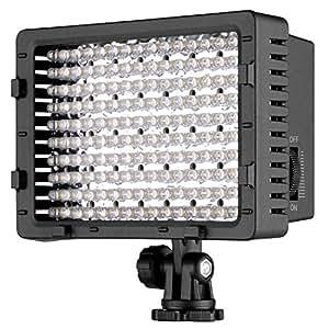 NEEWER CN-216 216PCS LED Dimmable Ultra High Power Panel Digital Camera/Camcorder Video Light, LED Light for Canon, Nikon, Pentax, Panasonic, SONY, Samsung and Olympus Digital SLR Cameras