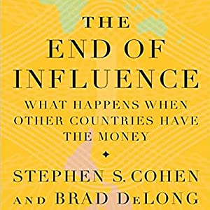 The End of Influence Audiobook