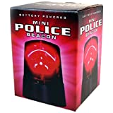 Fortune Products PL-4535R Police Beacon, Red