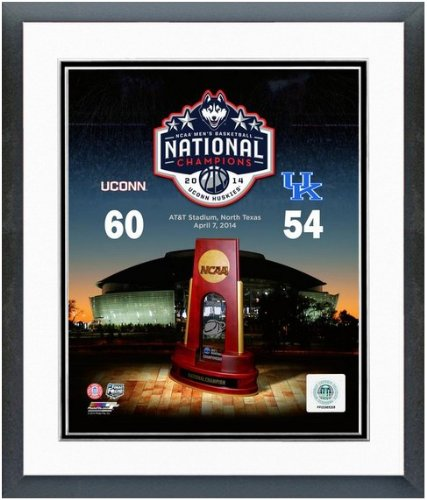 2014 Ncaa Final Four - UConn Huskies 2014 NCAA Final Four National Championship Photo 12.5
