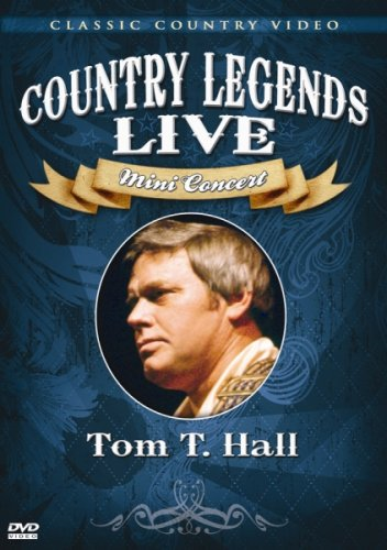 Tom T. Hall - Country Legends Live Mini Concert by country legends