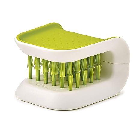 Cubiertos de esponja de cocina con cepillo antideslizante ...