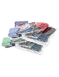 Compression Packing Bags, Clear