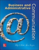 Business and Administrative Communication, 11th Edition Front Cover