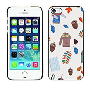 Dragon Case - FOR iPhone 5 / 5S - life is tough - Caja protectora de pl??stico duro de la cubierta Dise?¡Ào Slim Fit