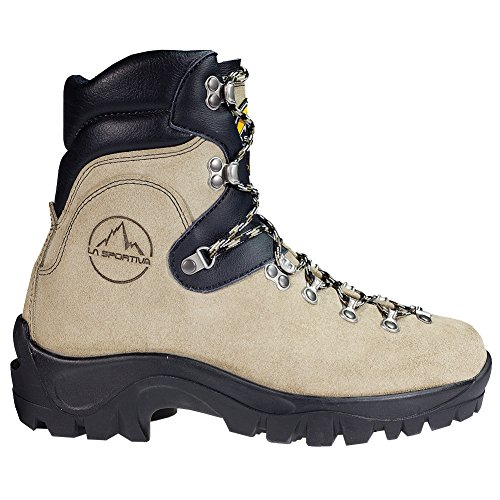 Image of La Sportiva Glacier WLF Wildland Firefighting Mountaineering Boot, Natural, 44