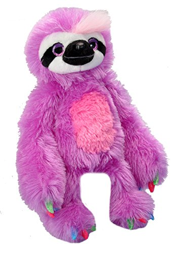 Wild Republic Sloth Plush, Stuffed Animal, Plush Toy, Gifts For Kids, Sweet &Amp; Sassy 12&Quot; - 0, Months