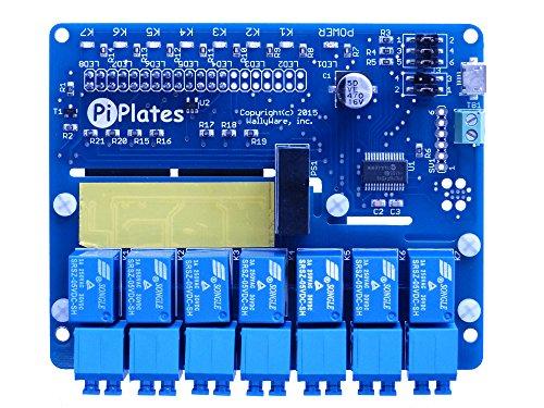 Pi-Plates Raspberry Pi Relay Board (Relay Plate)