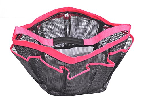 ChezMax Toiletry Organizer Compartments Breathable
