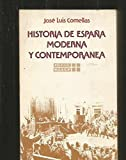 img - for Historia de Espa a Moderna y Contemporaneasustituto Isbn 84-321 book / textbook / text book