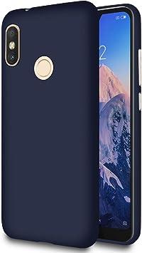 United Case Funda Blanda para Xiaomi Mi A2 Lite (Redmi 6 Pro ...