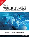 The World Economy: Geography, Business, Development (6th Edition) [Paperback]