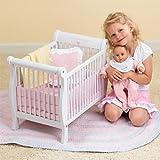 My Twinn Baby Doll Wooden Crib