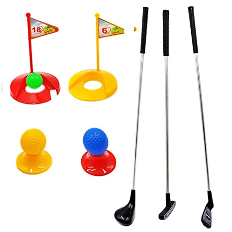 SOWOFA Champion Training Plastic Toys Junior Pro Golf Clubs ...