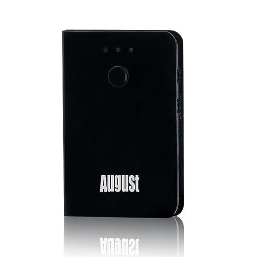 82 opinioni per August MR220B Ricevitore Audio Bluetooth – Sistema Plug & Play per ascoltare la