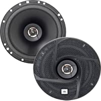 2) New JBL GT6-6 6.5 135W 2 Way Car Coaxial Audio Speakers Stereo 4 Ohm GT66