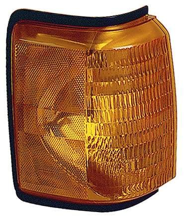 Fleetwood Bounder 1997-1999 RV Motorhome Left (Driver) Replacement Front Corner Park Light Lighting 4 U