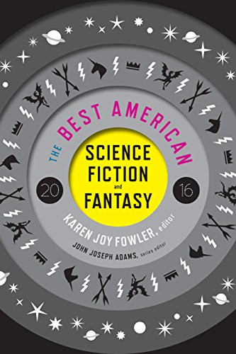 Download PDF The Best American Science Fiction and Fantasy 2016