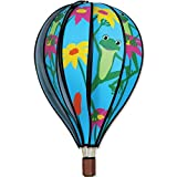 Hot Air Balloon 22 In. - Frogs