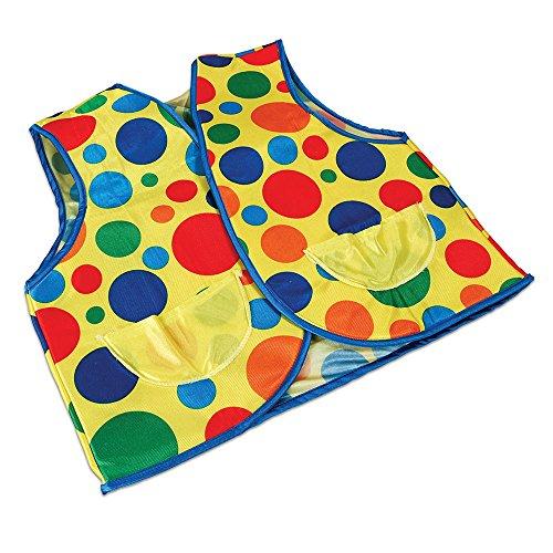 Bristol Novelty BA789 Clown Waistcoat, Unisex-Adult, One Size